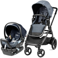 Agio by Peg Perego Z4 Stroller + Lounge Travel System