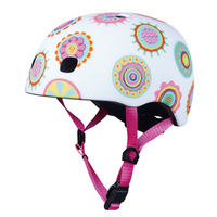 Micro Kickboard Child Helmets - Doodle Dot