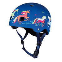Micro Kickboard Child Helmets - Unicorn