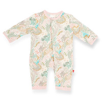 Magnificent Baby Magnetic Me Coral Cay Coverall