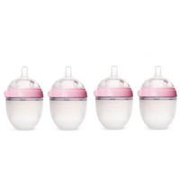 Comotomo Natural Feel Baby Bottle - 5 oz (4 Pack)