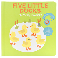Cali's Books Five Little Ducks Nursery Rhymes