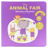 Cali's Books The Animal Fair Nursery Rhymes