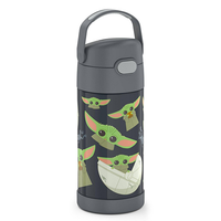 Thermos FUNtainer 12 oz Straw Bottle - The Child