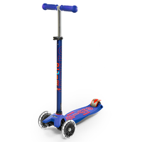 Micro Kickboard Maxi Deluxe LED Scooter