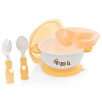 Zoli Inc. STUCK Suction Bowl Feeding Kit