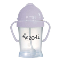 Zoli Inc. BOT 6 oz. Weighted Straw Sippy - Lilac