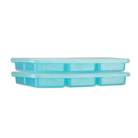 Innobaby Preppin' SMART EZ Jumbo Pop Freezer Tray - 2 Pack with Lid