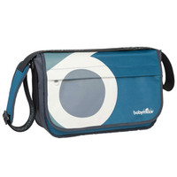 babymoov Messenger Changing Bag - Petrol