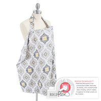 Bebe Au Lait Premium Cotton Nursing Cover - Astoria