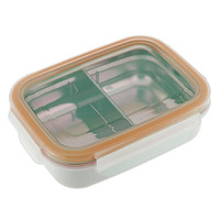Innobaby Keepin' Fresh Double Insulated Stainless Divided Bento/11oz