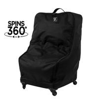 J.L. Childress Co. Spinner Wheelie Deluxe Car Seat Travel Bag