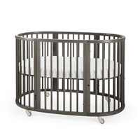 STOKKE Sleepi Bed/Crib - Hazy Grey