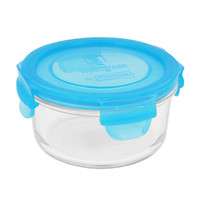 Wean Green Lunch Bowl - Blue-3