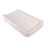 Oilo Changing Pad Cover & Topper - ZigZag