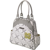 Petunia Pickle Bottom Sashay Satchel - Breakfast in Berkshire