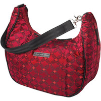 Petunia Pickle Bottom Touring Tote - Spiced Crimson Roll