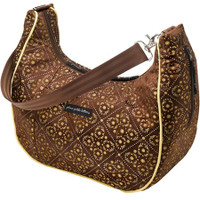 Petunia Pickle Bottom Touring Tote - Toffee Roll