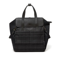 Skip Hop Highline Convertible Diaper Backpack - Black Granite