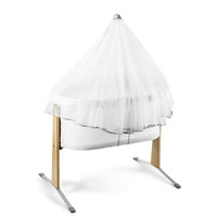 Baby Bjorn Canopy for Cradle - White