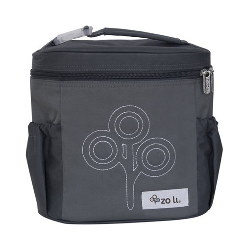 Zoli Inc. NOMNOM Lunch Bag - Grey
