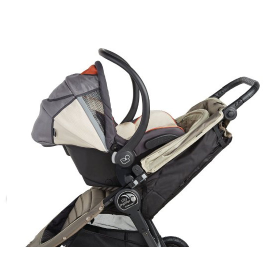 Baby Jogger Car Seat Adapter Single - Cybex & Maxi Cosi -2