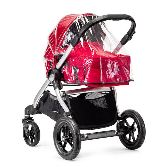 Baby Jogger Weather Shield - City Select Bassinet/Compact Pram -2