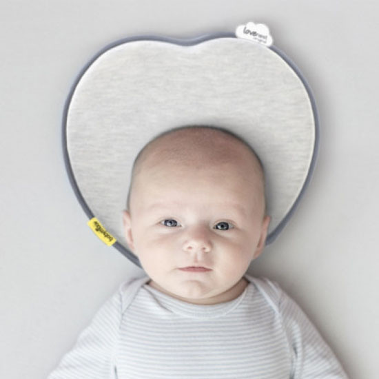 babymoov Lovenest Pillow - Smokey-2