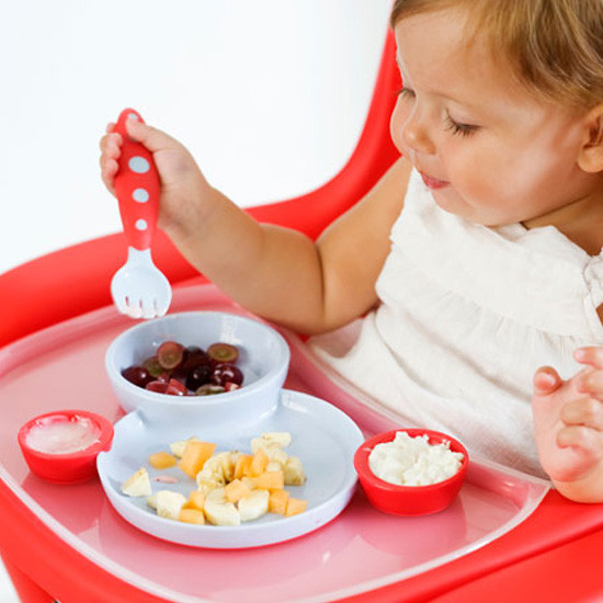Boon GROOVY + MODWARE - Interlocking Plate and Bowl Set-2