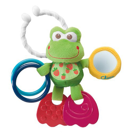 Chicco Fun Foot Froggie
