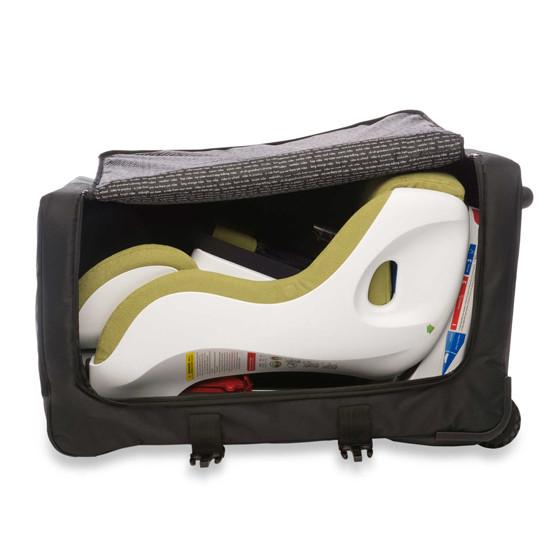 Clek WeeLee Car Seat Travel Bag - Black-2