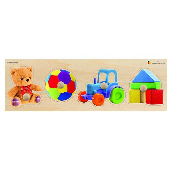 edushape Giant Puzzle - Toys