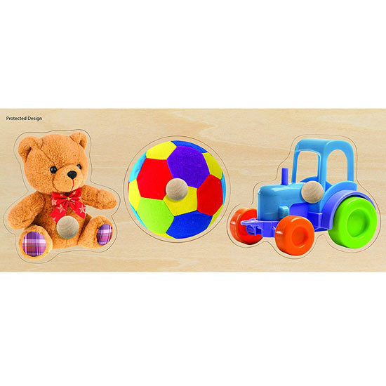 edushape Giant Puzzle - Toys-2