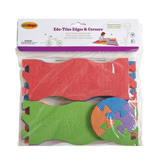 edushape Tiles Edges & Corners -2