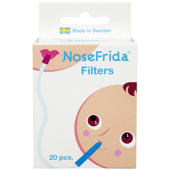 FridaBaby NoseFrida Replacement Filters