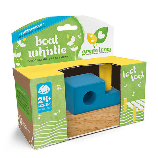 Green Tones Boat Whistle-2