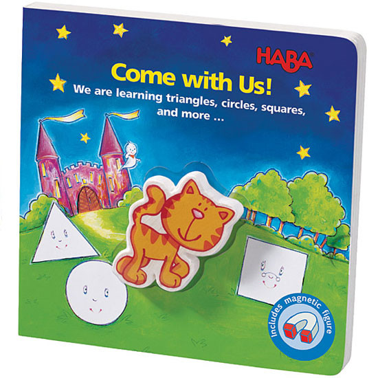 HABA Come With Us- Learning Shapes