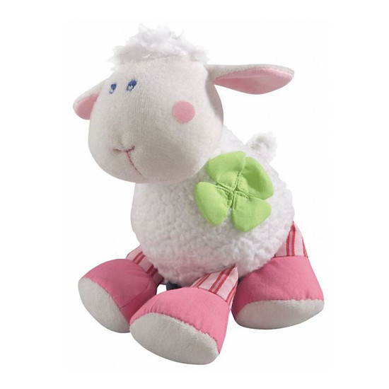 HABA Cuddlekin Cotti Pure Nature - Organic Soft Toy