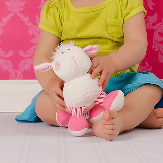 HABA Cuddlekin Cotti Pure Nature - Organic Soft Toy-2
