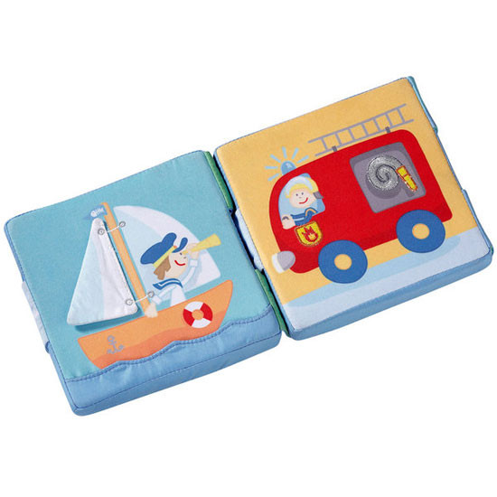 HABA Flip book Lets get going-2