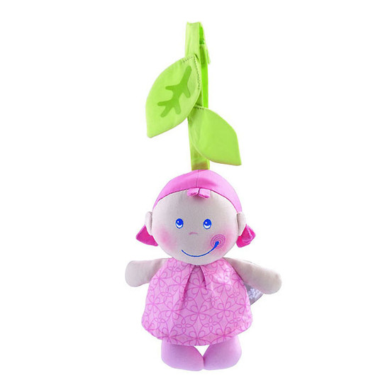HABA Pure Nature Dangling Figure Leafy Girl
