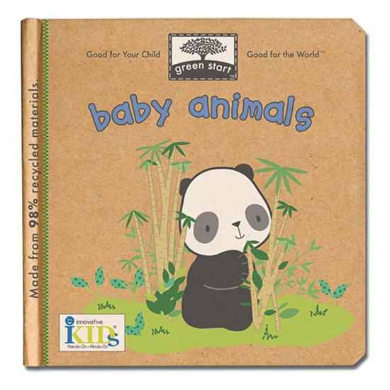 innovativeKids Baby Animals Book