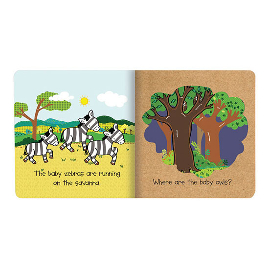 innovativeKids Baby Animals Book-2