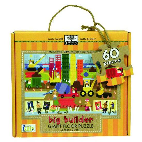 innovativeKids Giant Floor Puzzle - Big Builder