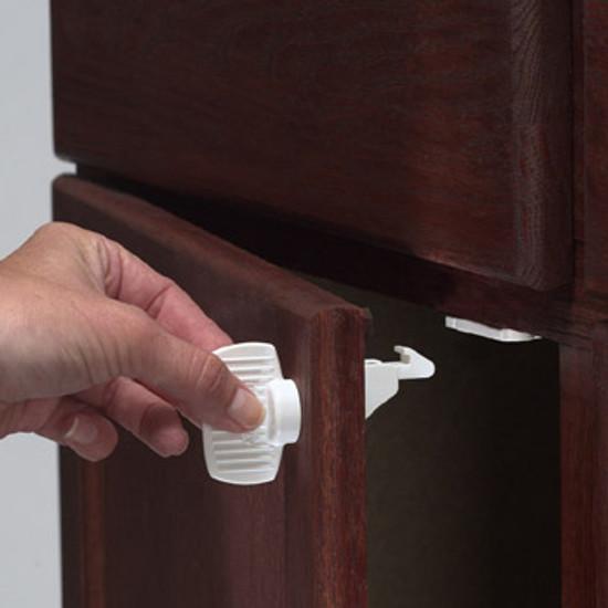 KidCo Adhesive Mount Magnet Lock-4 Lock Set-2