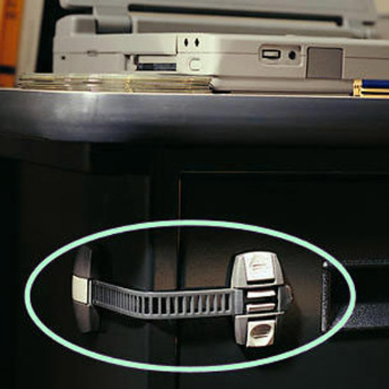 KidCo Adjustable Locking Strap - White-2