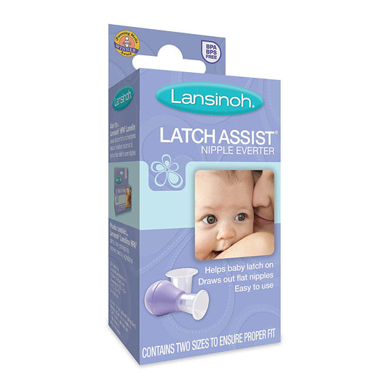 Lansinoh Latchassist Nipple Everter-2