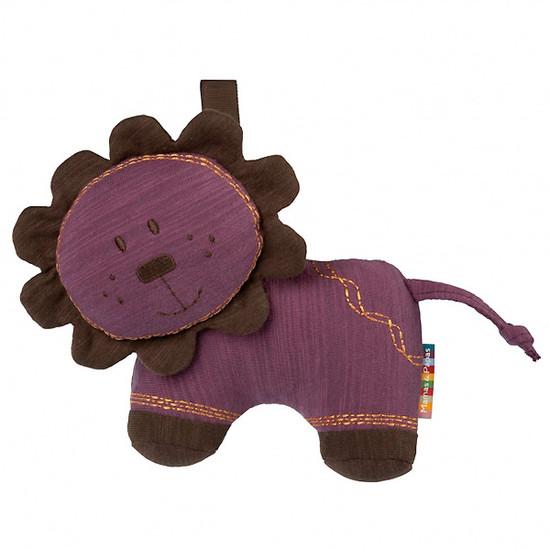Mamas & Papas The Jumbles - Purple Lion -2
