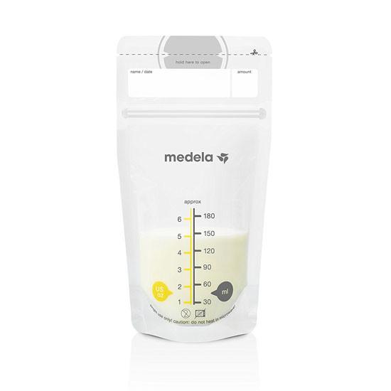 Medela Breast Milk Storage Bags - 25ct