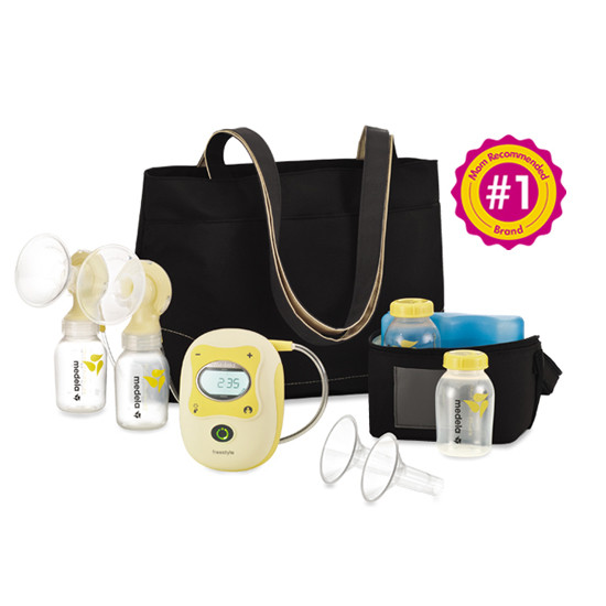 Medela Freestyle Deluxe Hands-Free Double Breastpump_thumb1_thumb2